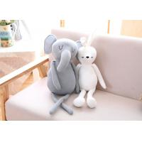 Wholesale Lovely Stuffed Rabbit Toy / Elephant Soft Toy For Children Stuffed Animal from china suppliers