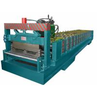 Wholesale High speed corrugated Colored Metal & Aluminum Roofing Sheet Forming Machinery from china suppliers
