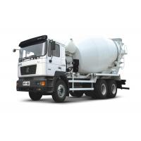 Wholesale 9cbm 6X4 Special Purpose Trucks Concrete Transit Mixer Truck for Construction Material from china suppliers