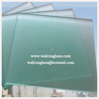 Frosted Tempered/Toughened Glass for Furniture/Doors/Cabinets/Home Appliances