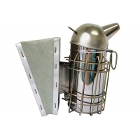 Wholesale Durable Stainless Steel Round Head Bee Smoker S Size of Bee Hive Smoker from china suppliers