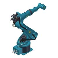 Wholesale 60kg Payload Automatic Pick And Place Robot , Loading / Unloading Deburring Robot Arm from china suppliers