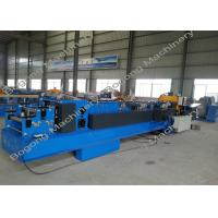Wholesale Metal Z Purlin Roll Forming Machine Quick Change Design 1.0 - 3.0mm Material Thickness from china suppliers