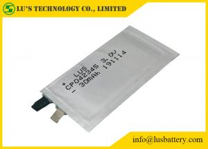 Wholesale Non Rechargeable 3.0V 30mAh Prismatic Limno2 Battery CP042345 For Key from china suppliers
