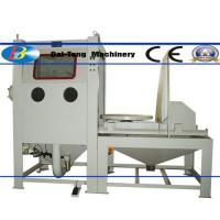 Wholesale Suction Type Manual Dry Sandblast Cabinet 1200*1200*750mm Working Chamber Size from china suppliers