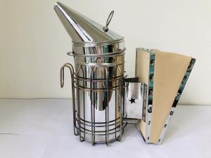 Wholesale Stainless Steel Star American Style Bee Smoker M-XL Size from china suppliers