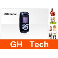 Wholesale 850mAh TCP UDP SMS cell phone tracker with SOS button 190 hours standby from china suppliers