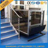 China Indoor Automatic Wheelchair Platform Lift For Homes Elder / Disabled People on sale