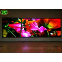 China High Resolution P2.5 SMD LED Screen Indoor LED Display 3G / 4G Wireless Control on sale