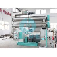 Wholesale Ring Die Sinking Fish Feed Pellet Making Machine Double layer Conditioner from china suppliers