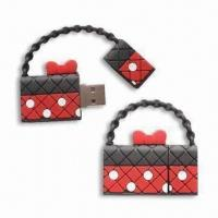 Wholesale Multifunction Fashionable Handbag USB Flash Drives with Available in Various Capacities from china suppliers