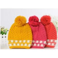 Wholesale winter knitted hat from china suppliers