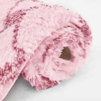 Wholesale 1.2 Inch Pile Plush Water Absorb Tufted Bath Mat Plaid Pattern from china suppliers