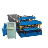 Wholesale High speed steel tile forming machine, metal forming equipment ISO9001, CE from china suppliers
