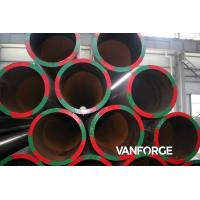 Wholesale EN10216-3 620QH Carbon Steel Seamless Tube , Seamless Alloy Pipe Fine Grain from china suppliers