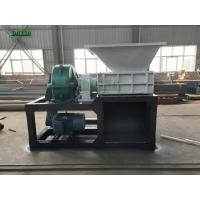 Wholesale Multifunctional Single Shaft Shredder Machine For Plastic / Metal Recycling from china suppliers