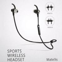 Wholesale Handsfree Music BT Portable Sound Sport Running Headset Mate9s Wireless BT Earphone from china suppliers