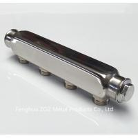 Water manifold stainless steel manifolds of ec