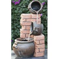 China Large Traditional Chinese Pot Water Fountains For Small Backyards wholesale