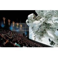 Wholesale Fashionable 4d movie theater / cinema 4d motion system with 4D seat arc / Circular screen from china suppliers