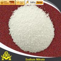 Wholesale Hot Sodium Nitrate For Industrial Grade from china suppliers