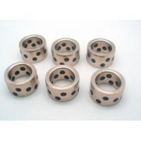 Wholesale Solid Lubricant Casting Aluminum Bronze Bearings Bushings ISO 16949 from china suppliers