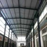 Wholesale High Custom Long Span Steel Structures For Warehouse Short Fabrication Time from china suppliers