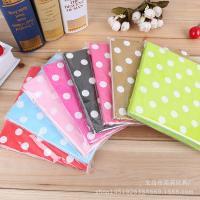 China Customization Fancy Paper Napkins Disposable Color Paper Napkins wholesale