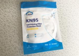 Wholesale Elastic Ear Band KN95 Civil Protective Mask from china suppliers
