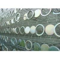 China Any Type Industry Dust Collector Bag Filter Cage with Zinc Galvanized Treatment on sale