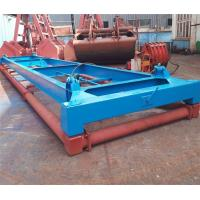 Wholesale Moblie Crane Container Spreader Semi-automatic for Lifting ISO 40 Feet Containers from china suppliers