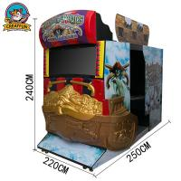 Wholesale Dead Storm Pirates Shooting Game Machine With Attractive Design from china suppliers
