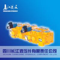 DC series multiple directional valve