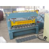 Automatic R101 Metal Roof Roll Forming Machine 8500kgs 1220mm Coil Width