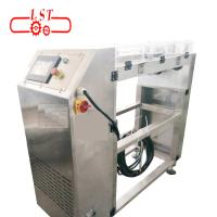 Wholesale Controllable Speed Chocolate Depositor Machine With Food Grade Conveyor Belt from china suppliers