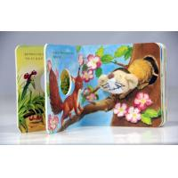 Wholesale Professional Hardback Pop Up Book Printing With Hot Foil Stamping For Kids from china suppliers