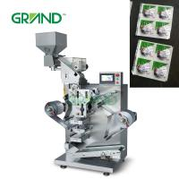 Wholesale Tablet Strip Packing Machine Automatic Pharmaceutical Medicine NSL-160B from china suppliers