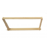 Wholesale Wooden Bee Frame Of Langstroth Or Dadant Style from china suppliers