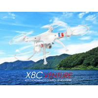 X8C 2.4G 4CH 6-Axis Venture RC Quadcopter Drone Headless Aerial Photography 2MP Fly Camera