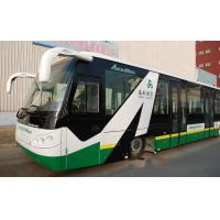 Wholesale 14 Seat 6 Door Diesel Engine Airport Transfer Bus Airport Coaches 110 passengers capacity from china suppliers