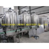 Wholesale Automatic stainless steel 3TPH water filter for industry from china suppliers