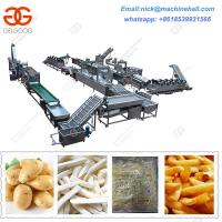 Buy cheap Factory Price Frozen French Fries Processing Line/Easy Operate Frozen French from wholesalers
