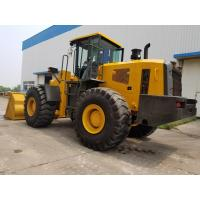 Wholesale 5 ton wheel loader heavy equipment dump truck ISO9001 Certification from china suppliers