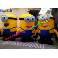 Wholesale PVC Coated Nylon Advertising Inflatables Replica Minion Inflatable Minion Model from china suppliers