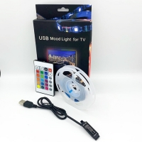 Wholesale SMD5050 1M 1W 5V USB RGB LED Strip from china suppliers