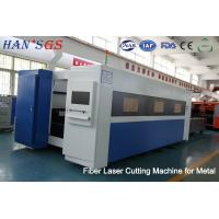 Wholesale 500W to 3000W Fiber Laser Cutter Sheet Metal Laser Cutting Machine 100, 000 Hours  Lifetime from china suppliers