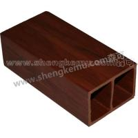 Senkejia 75 50 square wood wood plastic composite for Plastic decking material