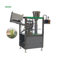Wholesale Adjustable Speed Tube Filling Sealing Machine Vertical Cosmetics Cream 850kg from china suppliers