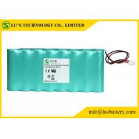 Wholesale 9.6V 1300mah AA NIMH Rechargeable Battery Pack OEM / ODM Acceptable from china suppliers