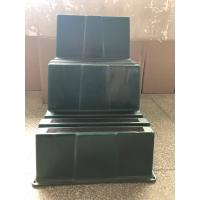 Wholesale Green Heavy Duty Padded Step Stool Abrasive Tapes HDPE Safety Step Ladder from china suppliers